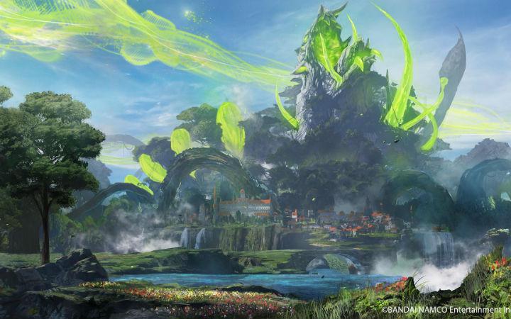 传说系列发表新作手游《Tales of Luminaria》