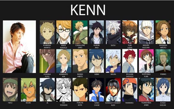 日本声优KENN恢复健康 将继续开展活动