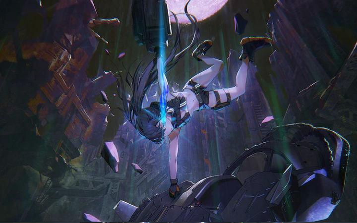《黑岩射手》启动新作动画化企划!
