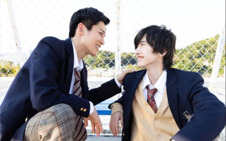 日剧《消失的初恋》主演道枝骏佑和目黑莲的采访等内容在TELASA独家配信