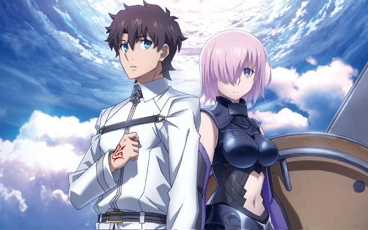 手游《Fate/Grand Order》TV特别篇动画化确定