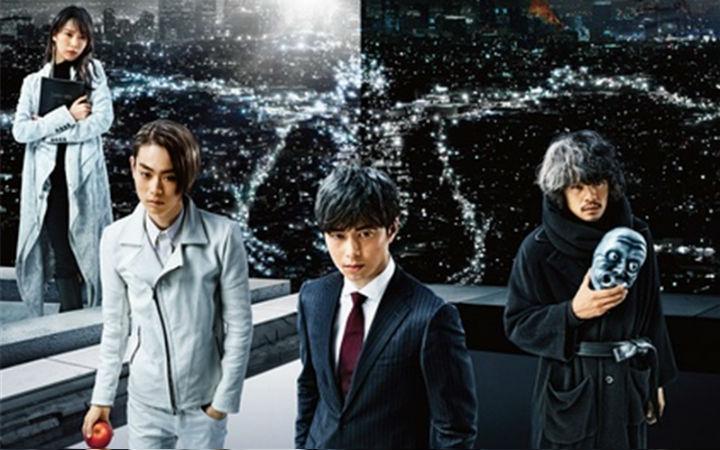 日本周末票房排行榜《死亡笔记》位居第一名