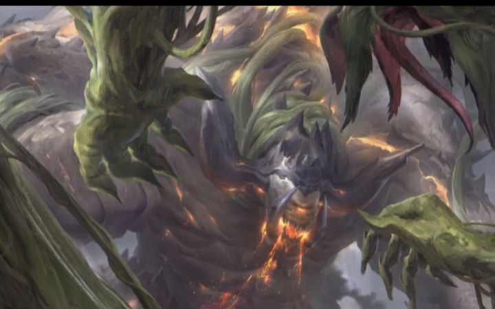 原始的德拉诺世界!魔兽世界编年史第二卷图片