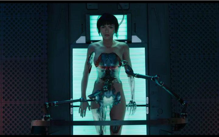 《攻壳机动队》电影正式预告公布 还原度值得期待