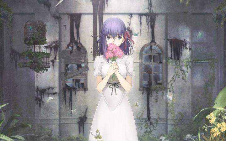 黑樱来袭 《Fate/stay night》剧场版第一章预告公布