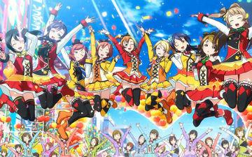 LoveLive!剧场版票房突破19亿日元,距小圆剧场版仅一步之遥