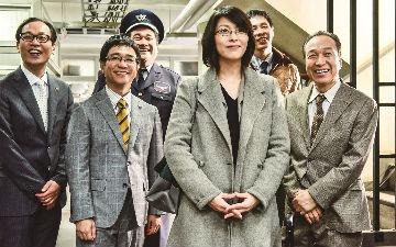 木村神话不灭!《HERO电影版2》日本首周票房夺冠!