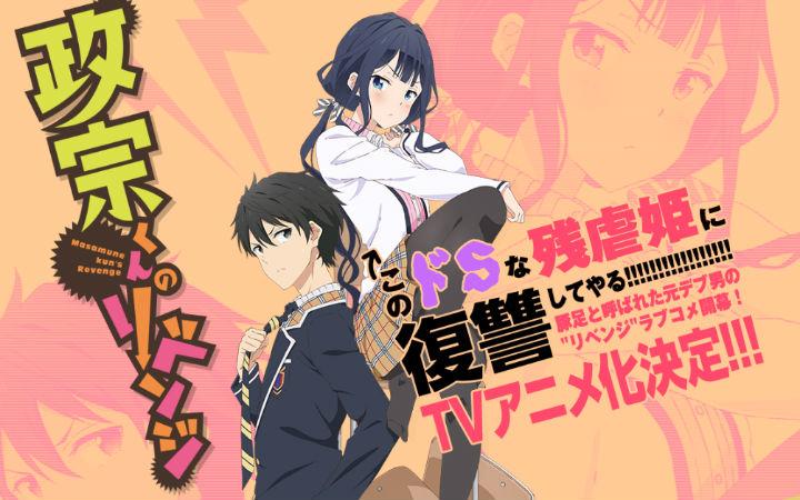 日本最大动漫评价网站公布冬季番首播关注度排名