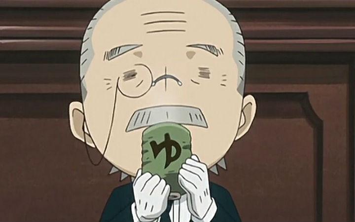 讣告:《黑执事》管家爷爷田中声优藤村俊二去世