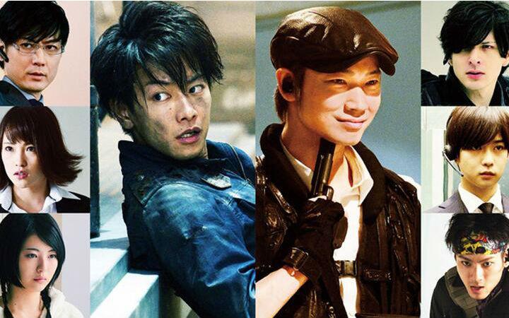 长相相差比较远 真人电影《亚人》公开饰演佐藤等角色的演员
