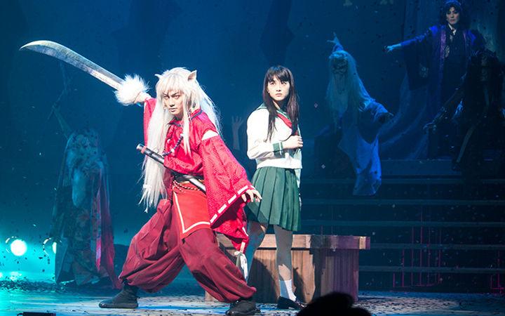 舞台剧《犬夜叉》开幕!演出现场照片公开