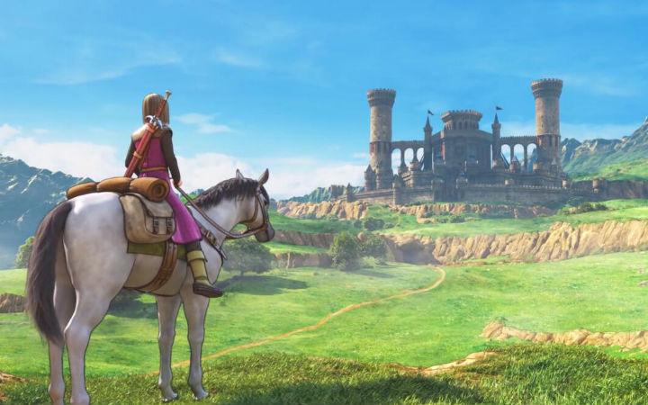 经典游戏《勇者斗恶龙11》7月29日发售 新PV公开!