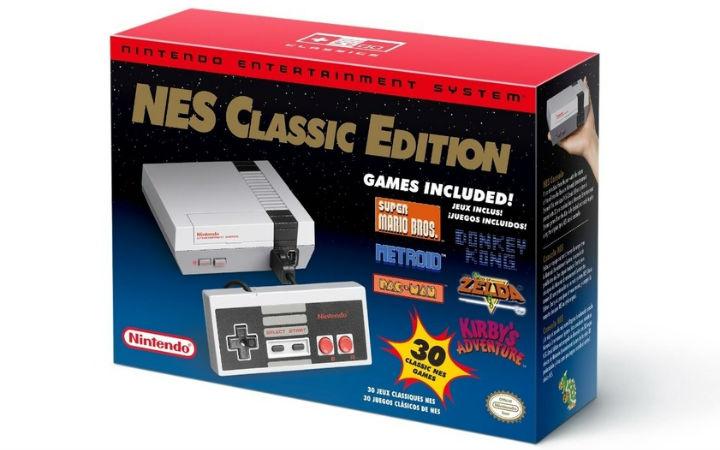 扎心了老任!复刻版NES Classic宣布停产后价格翻倍
