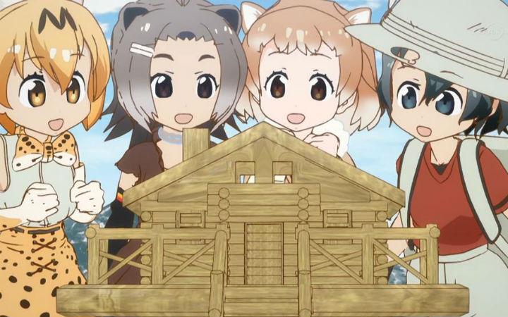 《兽娘动物园》手游企划重开!你是爱玩游戏的friends吗?