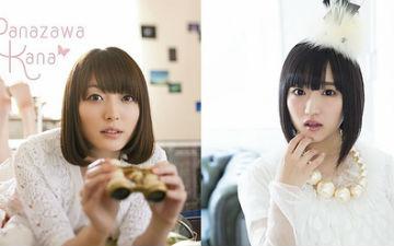 一起看看儿时的悠木碧与花泽香菜