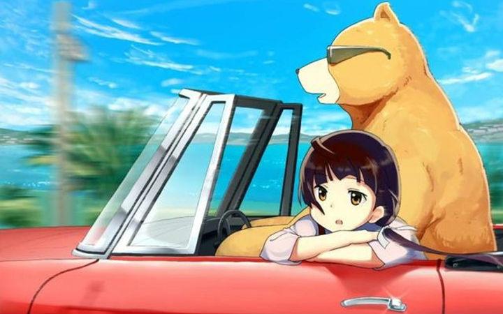 熊出没注意!加拿大熊出没标志有创意
