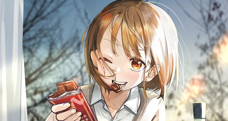 P站美图推荐——巧克力特辑