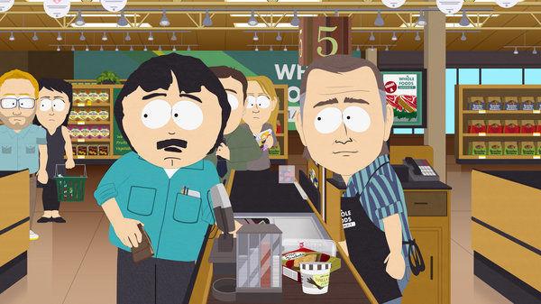 图说:新一季《南方公园》之《安全空间》(Safe Space)中的一个场景。图片来源:Comedy Central