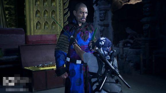 吃枣药丸?某国产网络电影惊现诗乃和双刀流剑士