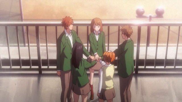 橙色奇迹 orange未来 剧场版