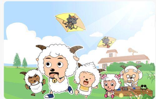 第一竟是喜羊羊!日媒评中国最受欢迎动画