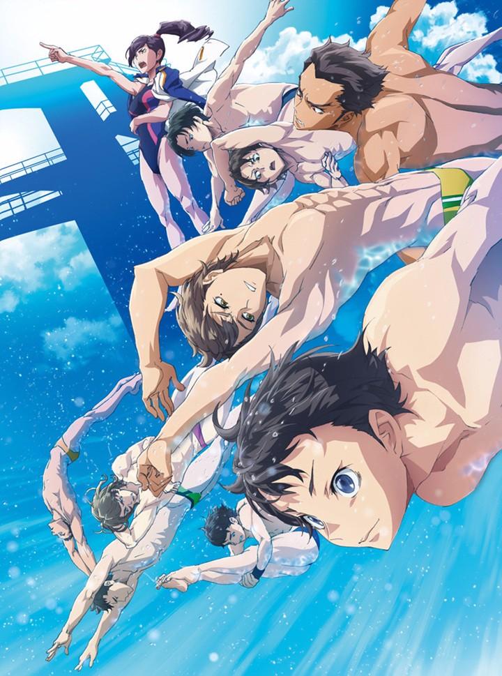 看帅哥跳水!夏番TV动画《DIVE》公开新宣传图与PV