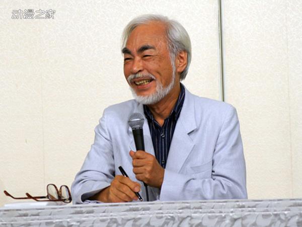 宫崎骏新作动画电影目前制作完成36分钟
