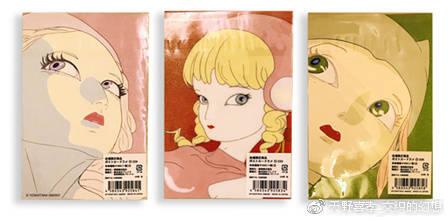 Candygirl系列明信片