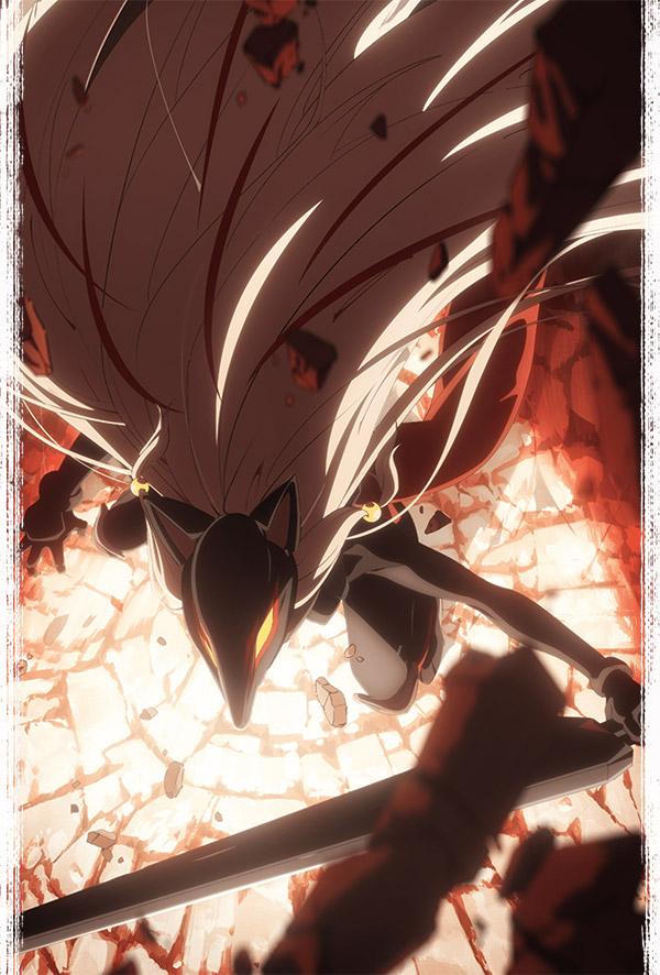 原创动画《Black Fox》PV第2弹公开- ACG17.COM