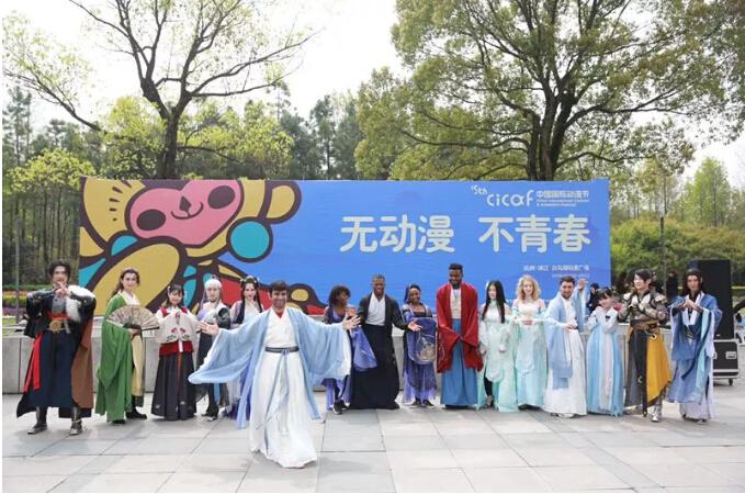 一个月后的杭州,红遍世界的明星都要来! 资讯 第11张