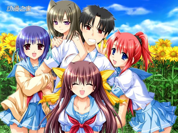 日本网友投票想再玩一次的美少女游戏