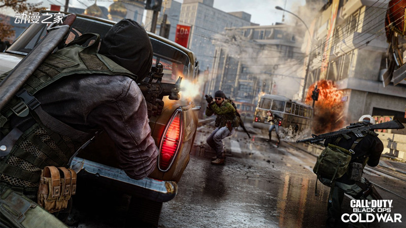 《使命召唤:黑色行动5》IGN为多人模式评分 6分:系列倒退之作 二次世界 第2张