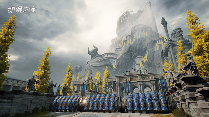 ARPG游戏《Asterigos》2022年春登陆PC/PS平台