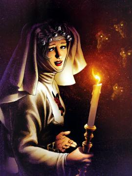 黑暗塔:伊魯利亞的小修女