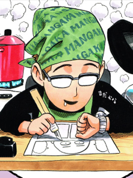 漫画家夜宵研究所