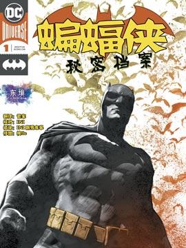 蝙蝠侠:秘密档案
