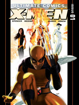 終極漫畫:X戰警
