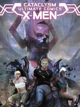 大灾难:终极漫画X战警
