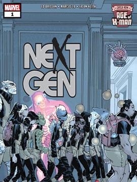 X战士时代-下一代