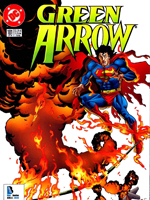 DC宇宙纪实:绿箭侠之死