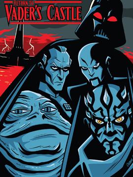 星球大战:回到维达的堡垒