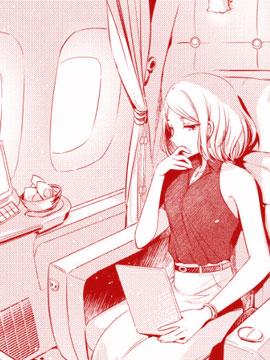真是期待空中旅行