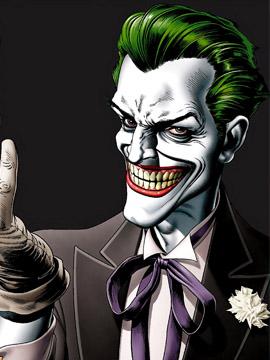 小丑:最后一笑