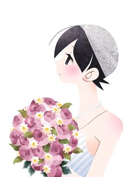 久米田康治插画集