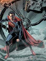 超人:钢铁之躯 电影配套漫画