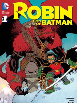 罗宾:蝙蝠侠之子