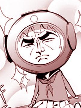 鹤龟的舰娘漫画