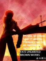 Fate UBW 赤的骑士