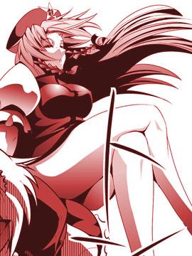 觉醒!红美铃!!——魔女仆VS睡拳门番
