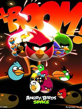 愤怒鸟系列